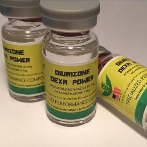 Diurizone Dexa Power 10ml (SPC), anti-inflammatory, camel, dexa, diuretic, endurance, energy, hidrochlorothiazide, pain reliever, power, speed, stamina, stimulant