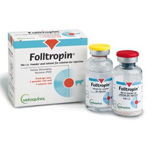 Buy Folltropin Vetoquinol (FSH) online